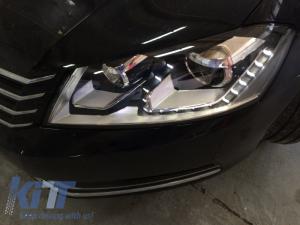KITT brings you the new Headlights LED DRL Volkswagen Passat 3C GP B7 (2011-up)