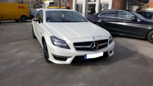 Complete Body Kit Mercedes Benz W218 CLS (2011-up) AMG Design