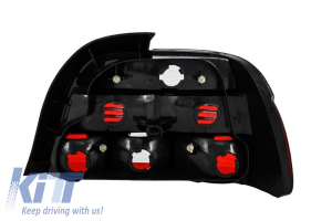 KITT brings you the new taillights BMW E39 95-03 _ red/crystal