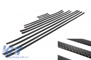 KITT brings you the new Add On Door Moldings Strips Mercedes G-class W463 (1989-up)  AMG Carbon