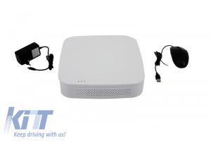 KITT brings you the new 4 Channel DVR HD 1080P Analog White Longse