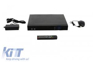 KITT brings you the new 16 Channel DVR HD 1080P Analog Black Longse