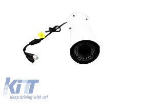 KITT brings you the new Surveillance Camera Exterior Use 1080p Manual Zoom Longse 2.1Mp CMOS