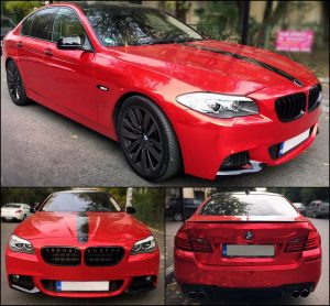 Complete Body Kit BMW F10 5 Series (2011-up) M-Technik Design