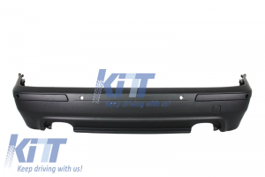 KITT brings you the new Rear Bumper BMW 5 Series  E39 (1995-2003) Double Outlet M5 Design with PDC