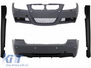 KITT brings you the new Body Kit BMW 3 Series E90 (2005-2008) M-Technik Design M-Performance look