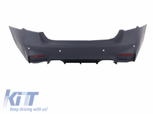 KITT brings you the new Rear Bumper BMW 3'er F30 (2011-up)  M3 Design