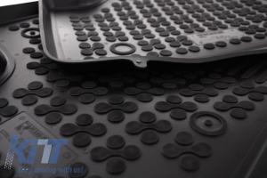 KITT brings you the new Floor mat Rubber Black OPEL Astra II G 03/1998–2009, Opel Astra III H 04/2004-2014