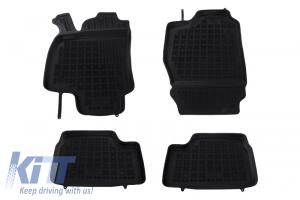 KITT brings you the new Floor mat Rubber Black OPEL Astra II G 03/1998–2009, Opel Astra III H 04/2004-2014 – 200505
