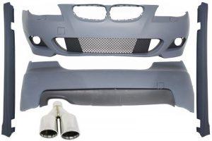 KITT brings you the new Body Kit BMW E60 (5-series) (2003-2010) M-Technik Design with M-Power Exhaust Muffler