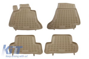 KITT brings you the new Floor mat Beige Mercedes W205 C-KL From 2014