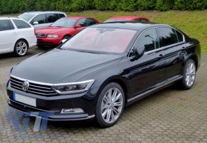 KITT brings you the new Headlights VW Passat B8 3G (2014-UP) LED Bi-Xenon Matrix Look