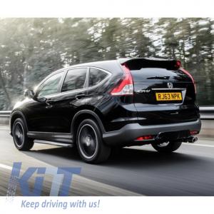 KITT brings you the new Roof Spoiler Wing Black Honda CRV 2012+ IV Generation OEM Design
