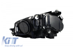 KITT brings you the new Headlights 3D LED DRL RHD Volkswagen Golf 7 VII (2012-2017) Silver R-Line LED Flowing Dynamic Sequential Turning Lights RHD
