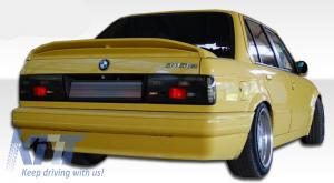 KITT brings you the new Trunk Spoiler BMW E30