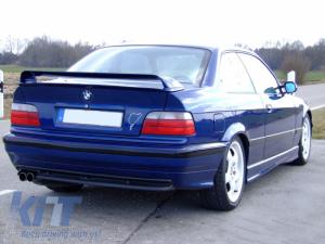 KITT brings you the new Trunk Spoiler Top Wing BMW 3 Series E36 (1990-1998) Coupe Sedan LTW Design