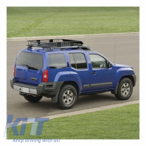 KITT brings you the new Universal Auto Roof Luggage Basket