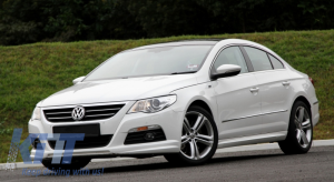 KITT brings you the new Side Skirts VW Passat CC Facelift (2012-2016) R-Line Design