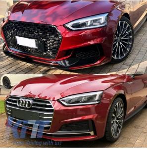 KITT brings you the new Front Bumper Audi A5 F5 (2017-) Quattro RS5 Design