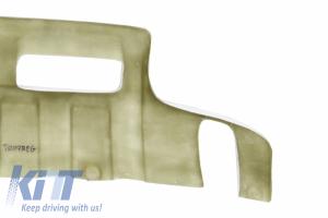 KITT brings you the new VW Touareg (7L) (2002-2006) Skid Plates Spoiler King Kong Body Kit