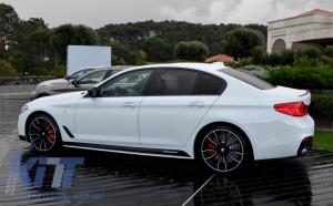 KITT brings you the new Trunk Spoiler BMW 5 Series G30 (2017-Up) M5 design