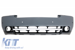 KITT brings you the new Front Bumper Suitable for Range Rover Vogue L322 (2002-2012) Facelift Design