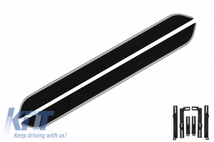 KITT brings you the new Running Boards Side Steps suitable for MAZDA CX-5 KF (2017-Up)