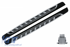KITT brings you the new Running Boards Side Steps suitable for RENAULT Koleos II (2016-up)