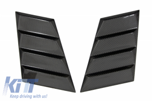 KITT brings you the new Front Fender Scoop Vents Carbon Fiber suitable for MERCEDES Benz W463 G-Class (1989-up) B-Design
