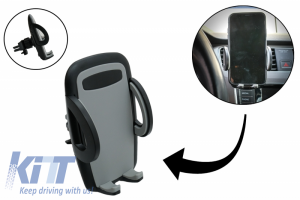 KITT brings you the new Car Ventilation Telephone Cell Phone Holder Holder Universal 360° Rotation