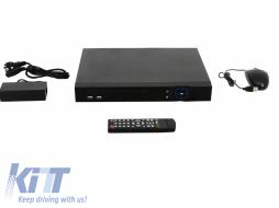 16 Channel DVR HD 1080P Analog Black Longse - AHD-T3116A