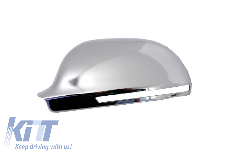 Akhan Spiegelabdeckung CSK04/Chrome Mirror Caps Fit For AUDI A3/2003-2008