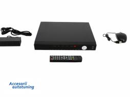 4 Channel DVR HD 1080P Analog Black Longse - 8TB - AHD-T2004U
