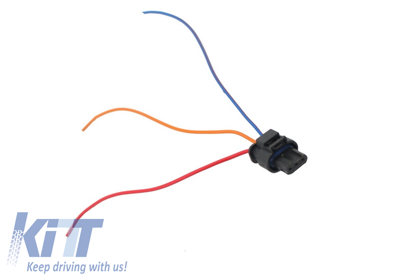Adaptor Conversion Wire Connector PDC Parking Sensor suitable for Range  Rover Vogue (L322) (2002-2012) VAG Group VW Audi Seat Skoda