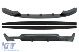 Add On Kit Extension Conversion Package to M4 Design suitable for BMW 4 Series F32 F33 F36 (2013-2019) Coupe Cabrio - COCBSBMF32MP