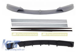 Add On Kit Extension Conversion to M-Performance Design BMW 3 Series F30/F31 (2011-) Sedan/Touring - COCBSBMF30MPLSO