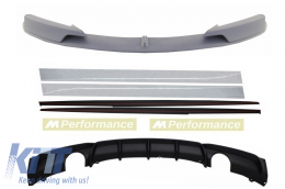Add On Kit Extension Conversion to M-Performance Design BMW 3 Series F30/F31 (2011-) Sedan/Touring - COCBSBMF30MPDOSG