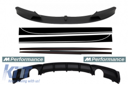 Add On Kit Extension Conversion to M-Performance Design suitable for BMW 3 Series F30/F31 (2011-) Sedan/Touring - COCBSBMF30MPDOSG