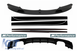 Add On Kit Extension Conversion to M-Performance Design suitable for BMW 3 Series F30/F31 (2011-) Sedan/Touring - COCBSBMF30MPDO