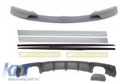 Add On Kit Extension Conversion to M-Performance Design BMW 3 Series F30/F31 (2011-) Sedan/Touring - COCBSBMF30MPSDO