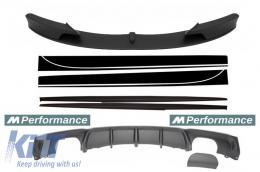 Add On Kit Extension Conversion to M-Performance Design BMW 3 Series F30/F31 (2011-) Sedan/Touring - COCBSBMF30MPSDO