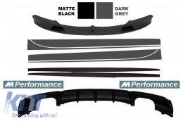 Add On Kit Extension Conversion to M-Performance Design suitable for BMW 3 Series F30/F31 (2011-) Sedan/Touring - COCBSBMF30MPDO2