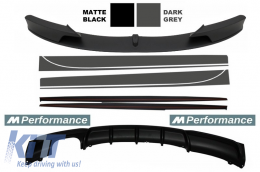 Add On Kit Extension Conversion to M-Performance Design suitable for BMW 3 Series F30/F31 (2011-) Sedan/Touring - COCBSBMF30MPLO2