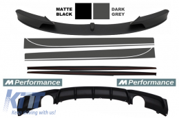 Add On Kit Extension Conversion to M-Performance Design suitable for BMW 3 Series F30/F31 (2011-) Sedan/Touring - COCBSBMF30MPDOSG2