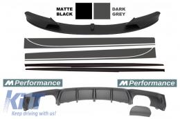 Add On Kit Extension Conversion to M-Performance Design BMW 3 Series F30/F31 (2011-) Sedan/Touring - COCBSBMF30MPSDO2