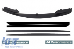 Add On Kit Extension Conversion to M-Performance Design BMW 5 Series F10 F11 Sedan Touring - COCBSBMF10MPSMB