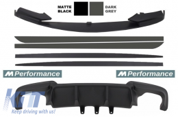 Add On Kit Extension Conversion to M-Performance Design BMW 5 Series F10 F11 Sedan Touring - COCBSBMF10MPDODG
