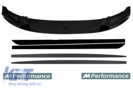 Add On Kit Extension Conversion to M-Performance Design suitable for BMW 5 Series F10 F11 Sedan Touring (2011-2017) - COCBSBMF10MPSMBMPB