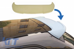 Add-On Roof Spoiler suitable for AUDI A3 8V Sportback 5D (2012-) RS3 Look - RSAUA38V5D