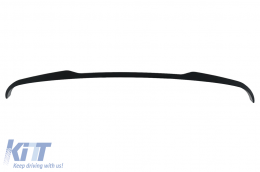 Add On Roof Spoiler Wing suitable for VW Golf 8 Hatchback Mk8 MQB (2020-up) Piano Black - RSVWG8RLV2MX